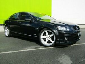 2011 Holden Calais VE II MY12 V Black 6 Speed Automatic Sedan Underwood Logan Area Preview