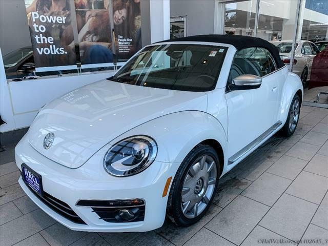 2014 Volkswagen Beetle Convertible, Oryx White Pearl with 22202 Miles available