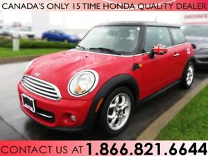 2013 MINI Cooper Hardtop NO ACCIDENTS | SUNROOF
