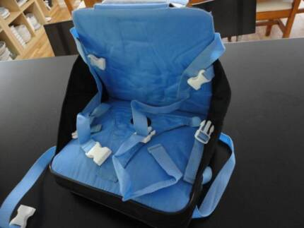 Portable booster seat / high chair
