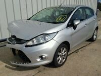 2012 Ford Fiesta parts breaking