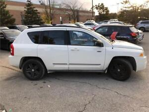 2010 Jeep Compass North Edition-low kms 132000-AWD-certified