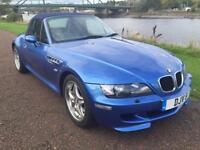 1998 BMW Z SERIES 3.2 M ROADSTER 2D 316 BHP