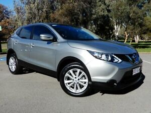 2015 Nissan Qashqai J11 ST Silver 1 Speed Constant Variable Wagon Glenelg East Holdfast Bay Preview