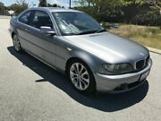 2003 BMW 320CI E46 Silver 5 Speed Auto Steptronic Coupe Mount Lawley Stirling Area Preview