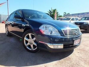 2007 Nissan Maxima J31 MY06 ST-L Blue 6 Speed Constant Variable Sedan Rosslea Townsville City Preview