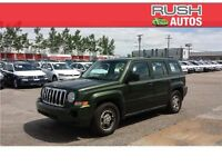 2008 Jeep Patriot Sport 4x4 ***Fuel Efficient 2.4L***