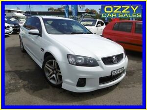 2012 Holden Commodore VE II MY12 SV6 White 6 Speed Automatic Sedan Penrith Penrith Area Preview