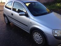 ((Automatic 55,000 Miles) Vauxhall Corsa 1.2 sxi ( Low Guaranteed Miles- Low Insurance)) Mot- 1 Year