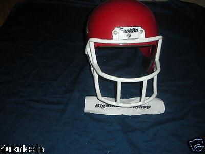 Arkansas Razorbacks Franklin Replica Football Helmet Halloween Costume YOUTH