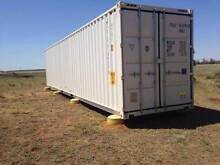 40 foot one-trip high cube Shipping Container in Toowoomba white Toowoomba 4350 Toowoomba City Preview