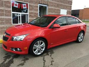 2013 Chevrolet Cruze RS Turbo WITH 2 YEAR LUBRICO POWERTRAIN WAR