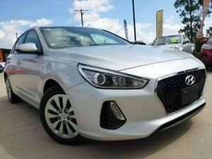 2018 Hyundai i30 PD MY18 Go Silver 6 Speed Sports Automatic Hatchback Singleton Singleton Area Preview