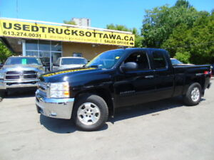 2012 Chevrolet Silverado,Z71, 4x4 5.3 V8 !! We finance!!!