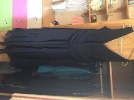 Gorgeous Monsoon Black Dress
