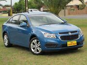 2015 Holden Cruze JH Series II MY16 Equipe Blue 6 Speed Sports Automatic Sedan Hendon Charles Sturt Area Preview
