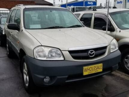 2005 Mazda Tribute Limited Sport ** Low 158,000 Kms * 4 Speed Automatic Wagon