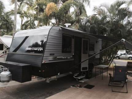 Drifter Off-road Austrekka Caravan - demo van Hillarys Joondalup Area Preview