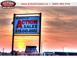 NEED A TRAILER RIGHT NOW, WE HAVE LOW PRICES AND 200+ TRAILERS