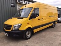 2013 MERCEDES SPRINTER VAN not traffic boxter transit vivaro grafter movano berligo connect