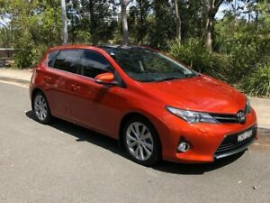 2013 Toyota Corolla ZRE182R Levin ZR Hatchback 5dr S-CVT 7sp 1.8i Inferno Constant Variable Arncliffe Rockdale Area Preview