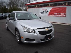 2013 Chevrolet Cruze LS 4dr Sedan