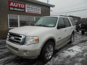 FORD EXPEDITION 4X4 EDDIE BAUER 2008