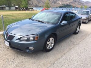 2006 Pontiac Grand Prix, Low Kms