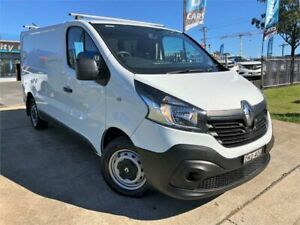 2016 Renault Trafic X82 103KW White Manual Van Mulgrave Hawkesbury Area Preview