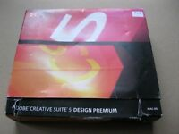 Adobe Creative Suite CS5 Design Premium-Mac