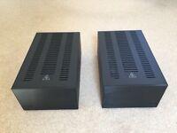 Audiolab 8200MB Monoblock Amplifier - Pair in Black for sale