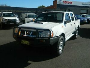 2010 Nissan Navara D40 Series 4 ST-X (4x4) White 6 Speed Manual Dual Cab Pick-up Wellington Wellington Area Preview
