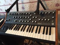 Moog Sub 37 Mint condition original box and manuals