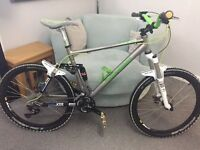 Boardman FS Team Custom Build MTB - Very good condition - only 75miles, Super High Spec
