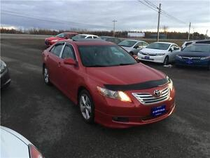 2007 Toyota Camry SE MUST SEE BEAUTIFUL CAR FULLY LOADED