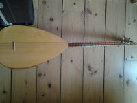 Saz for sale - 7-stringed Turkish instrument, nylon strung
