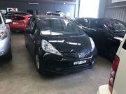 2011 Honda Jazz GE VTi Black 5 Speed Automatic Hatchback Macquarie Hills Lake Macquarie Area Preview