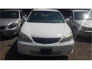 2003 TOYOTA CAMRY AUTO ETESTED SAFETY EXCELLENT CONDITION