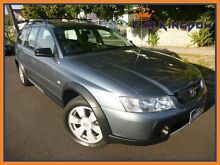2005 Holden Adventra VZ SX6 Grey 5 Speed Automatic Wagon Homebush Strathfield Area Preview