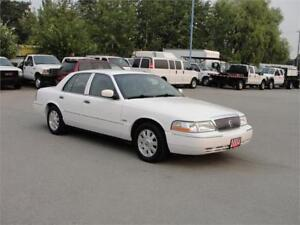 2004 MERCURY GRAND MARQUIS LS ULTIMATE EDITION **ONLY 81,000KM**