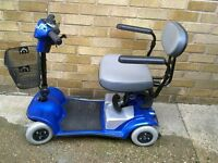 Kamco foru mobility scooter, REDUCED TO SELL