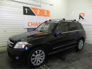 2010 Mercedes-Benz  GLK 350 AWD, Toit panoramique, Bancs en cuir
