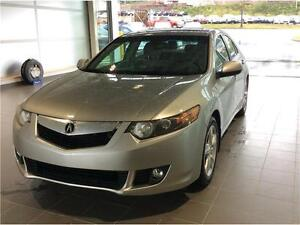 2009 ACURA TSX SEDAN 2.4L FWD PREMIUM PACKAGE