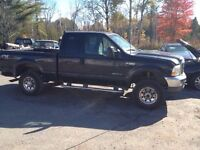 Parting out 2002 Ford Superduty 4x4 7.3 powerstroke diesel