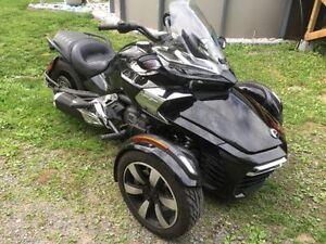 Spyder F3S 2015