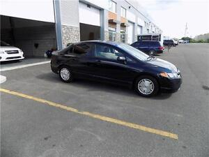 2008 HONDA CIVIC 4 PORTES AUT --AIR CLIM