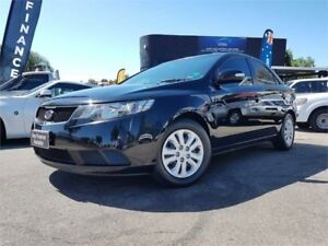 2010 Kia Cerato TD MY10 S 4 Speed Automatic Sedan Mount Hawthorn Vincent Area Preview