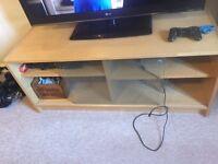 FREE tv cabinet, 2 x bookcase