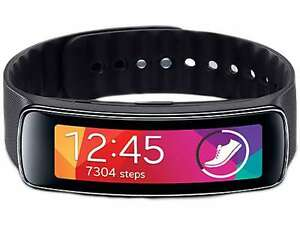 Samsung-Gear-Fit-Wearable-Electronics-Black