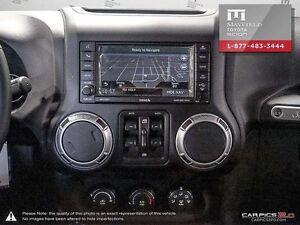 2015 Jeep Wrangler Unlimited Wrangler unlimited Sahara 4x4 Edmonton Edmonton Area image 16